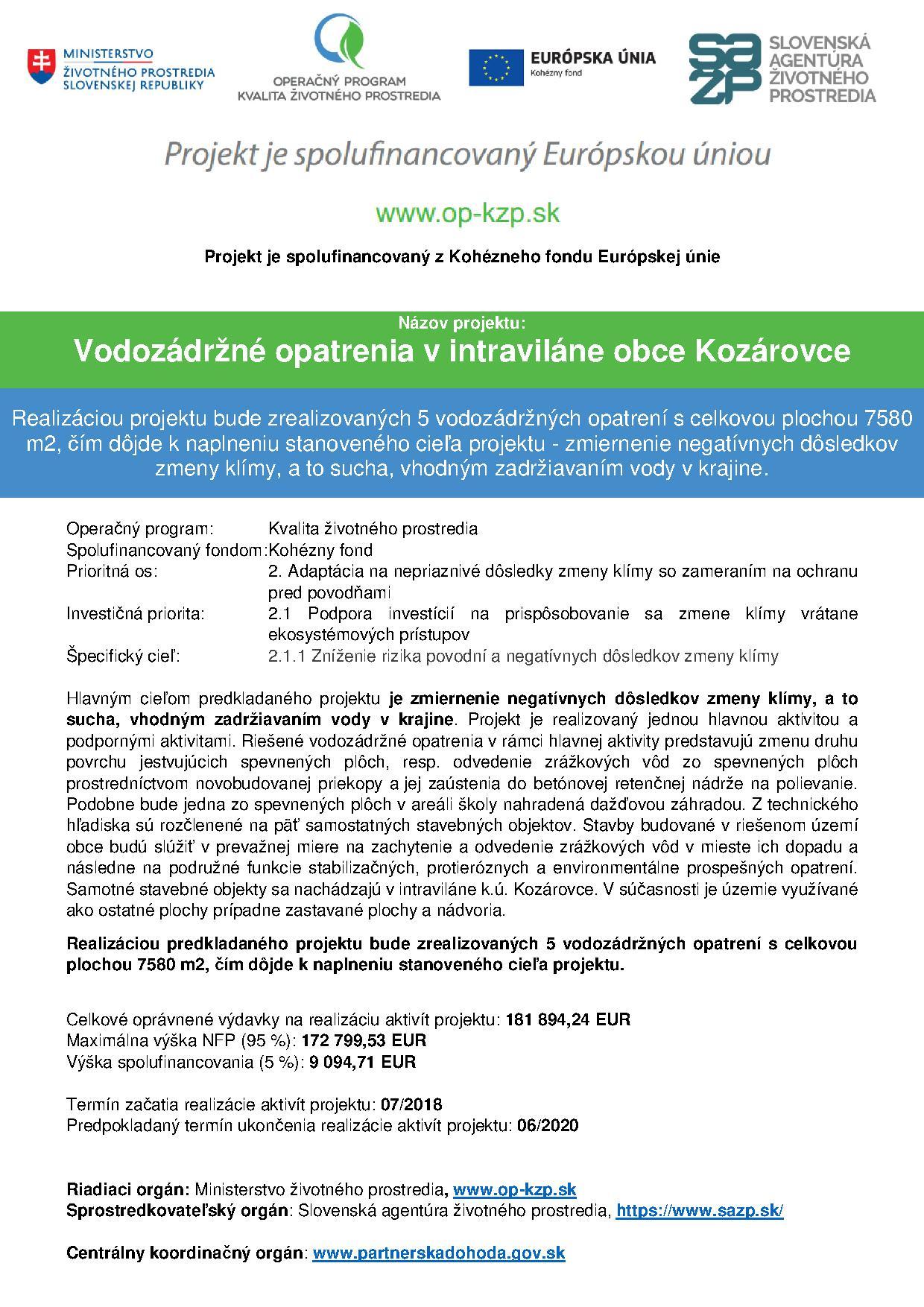 info_na_web_kozarovce_Vodozadrzne_opatrenia